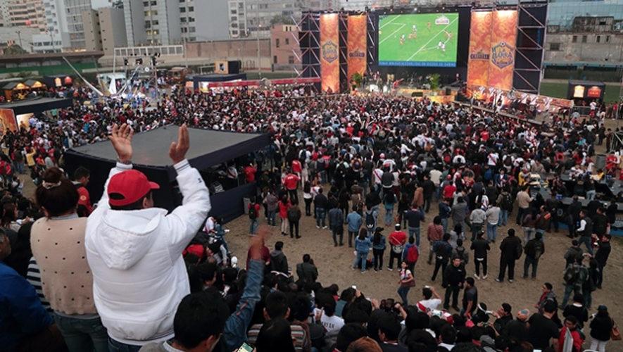 Transmisión de la final de la Copa Mundial de la FIFA™, con Coca Cola | Julio 2018