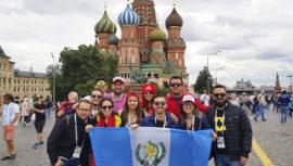 Ganadores del sorteo Brahva vivieron la emoción de la Copa Mundial en Rusia 2018