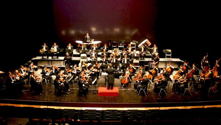 Concierto de la Orquesta Sinfónica Nacional de Guatemala | Agosto 2018