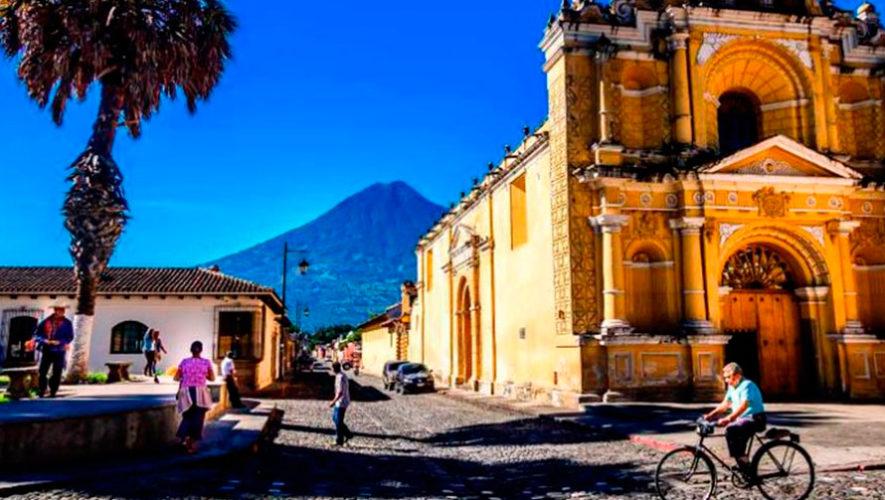 Guatemala se encuentra entre los mejores lugares del mundo para viajar