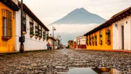 Guatemala tiene una de las mejores ciudades de Centro y Sudamérica, según medio de viajes