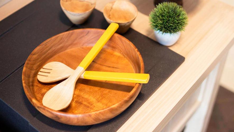 Itza Wood, empresa que fabrica muebles y artículos de madera