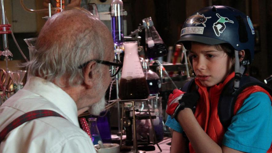 Proyección la película infantil: La Fórmula del Dr. Funes   FILGUA 2018
