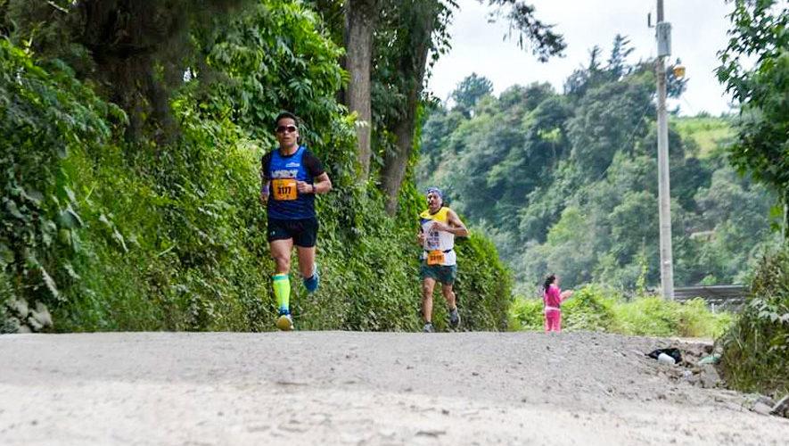 La Ruta de Los Dioses: Carrera de Montaña en Tecpán | Agosto 2018