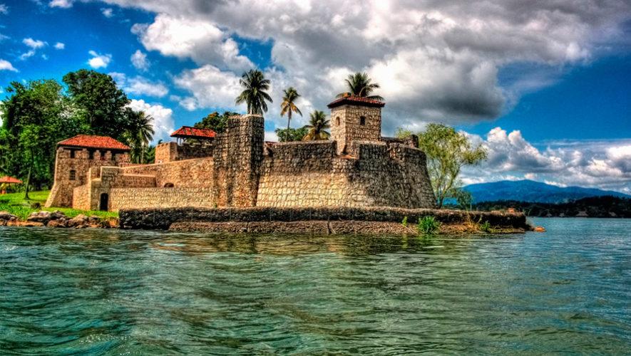 La historia de piratas en el Castillo de San Felipe de Lara en Izabal