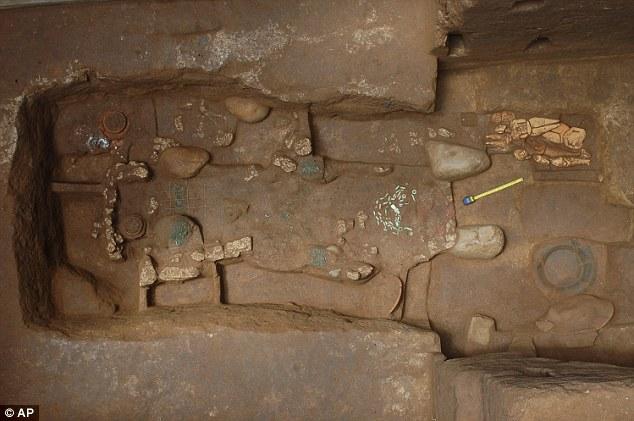 La tumba más antigua de la civilización Maya está en Guatemala