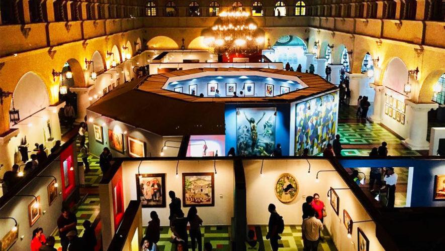 obras de arte geniales para sala de estar 8 Lugares Para Los Amantes Del Arte En La Ciudad De Guatemala