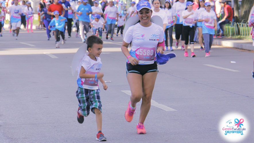 Carrera Fundecán Salvavidas | Julio 2018