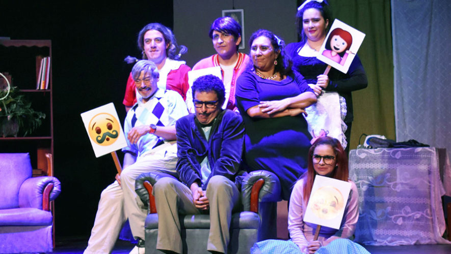 Obra de teatro de comedia a beneficio de niños guatemaltecos | Julio 2018