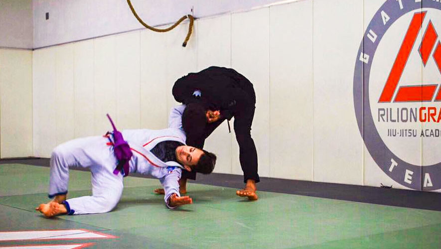 Open Mat de Jiu Jitsu | Julio 2018