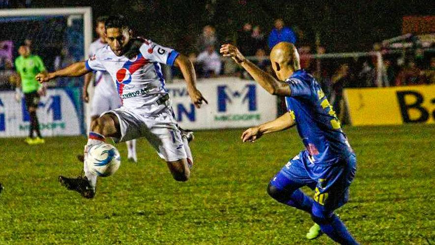 Partido de Cobán y Xelajú por el Torneo Apertura | Agosto 2018