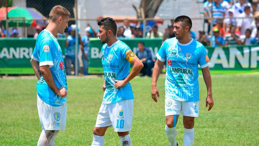 Partido de Sanarate y Petapa por el Torneo Apertura | Julio 2018