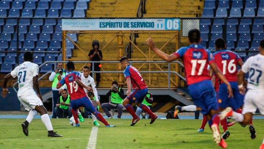Partido de Xelajú y Comunicaciones por el Torneo Apertura | Julio 2018