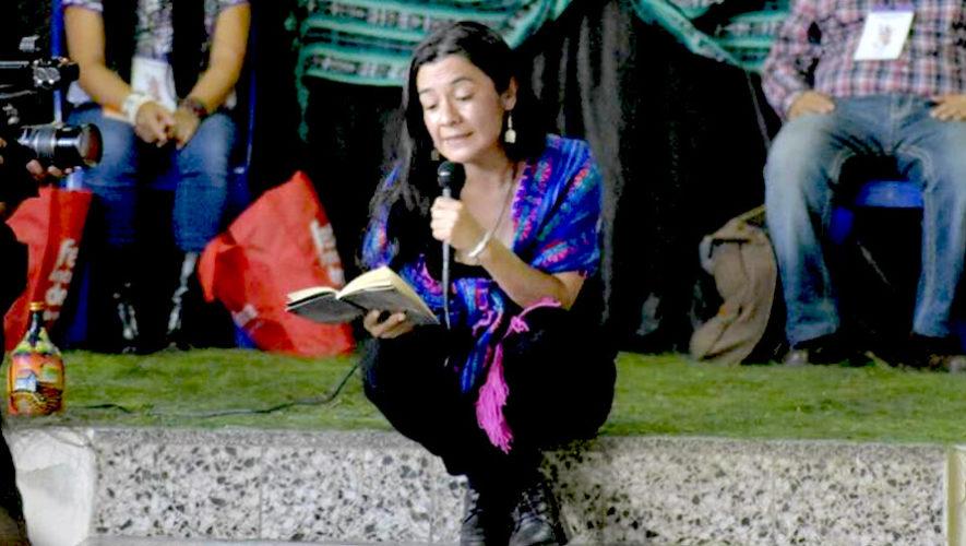 Presentación de poetas internacionales en la Ciudad de Guatemala | Agosto 2018