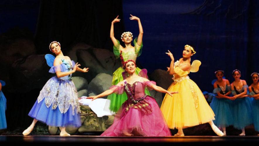 Presentación gratuita del Ballet Nacional en el Cerrito del Carmen | Julio 2018