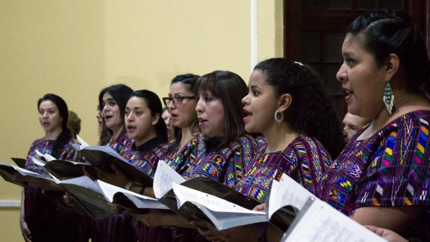 Primer Festival Internacional de Coros en Guatemala | Julio 2018