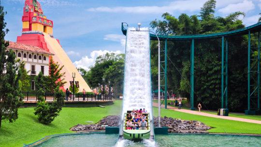 Promociones de agosto 2018 en los parques Xetulul, Xocomil y Petapa