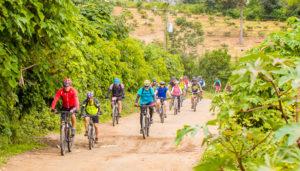 Punto a Punto: Carrera de ciclismo en Antigua Guatemala | Agosto 2018