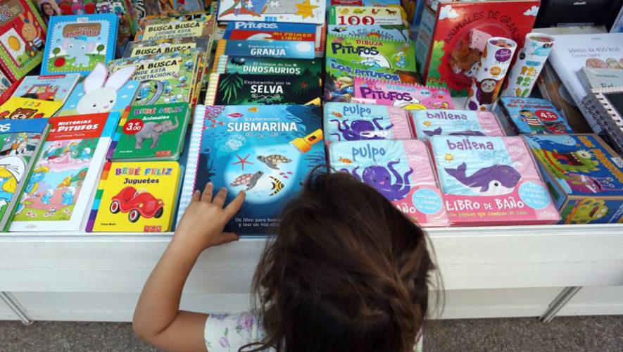 Recaudación de libros para bibliotecas en Chiquimula | Julio 2018