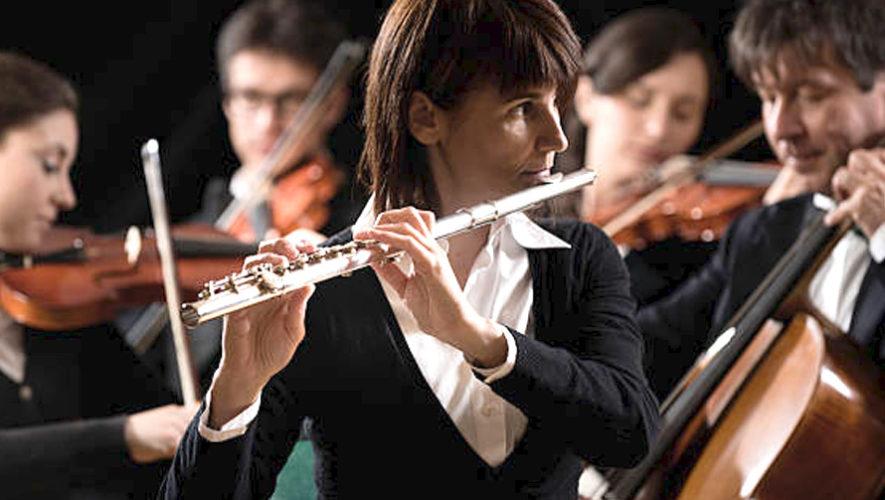 Recitales gratuitos del Festival Internacional de Flautas | Agosto 2018