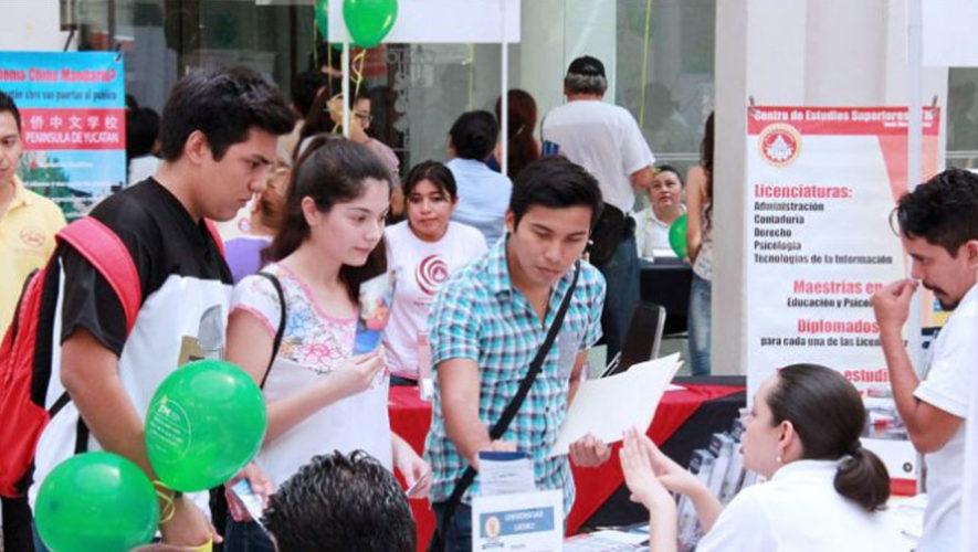 Organizaciones que ofrecen becas en Guatemala para estudiar en el ...