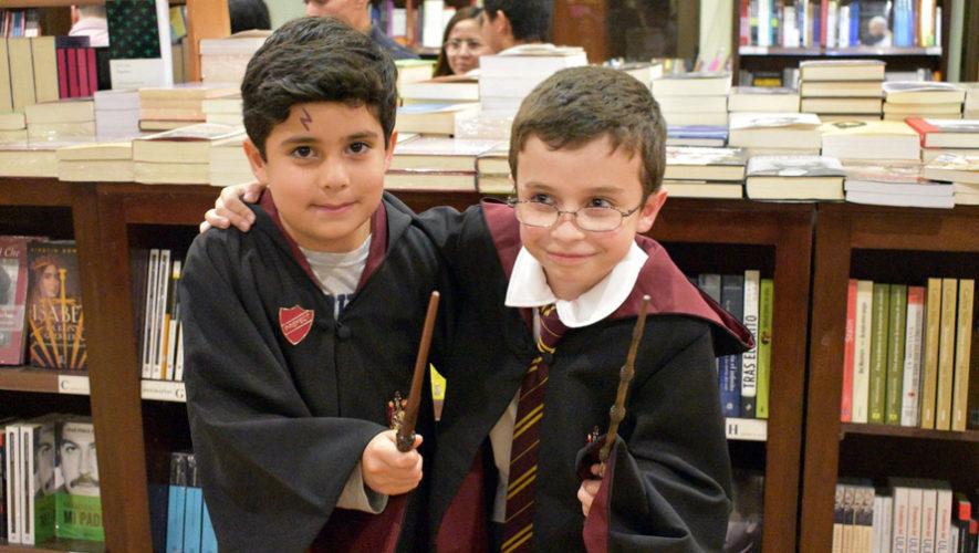 Actividades de la semana de Harry Potter en Guatemala   Agosto 2018