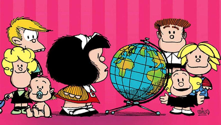 Show gratuito acerca de Mafalda, en Cobán | Julio 2018