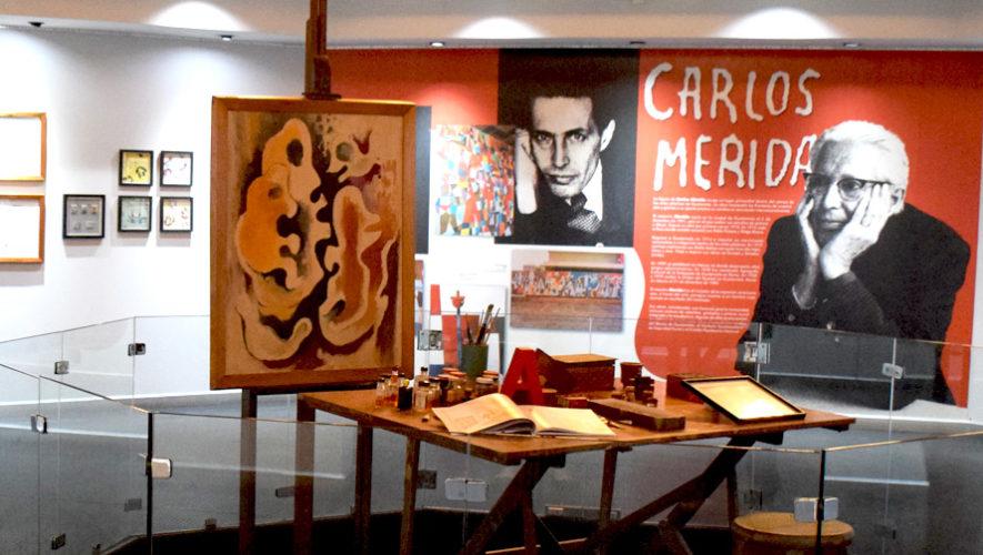 Taller de arte para niños sobre Carlos Mérida | FILGUA 2018