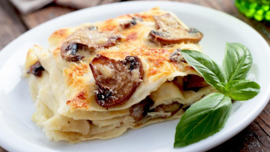 Taller de cocina italiana: Lasaña y postre | Julio 2018