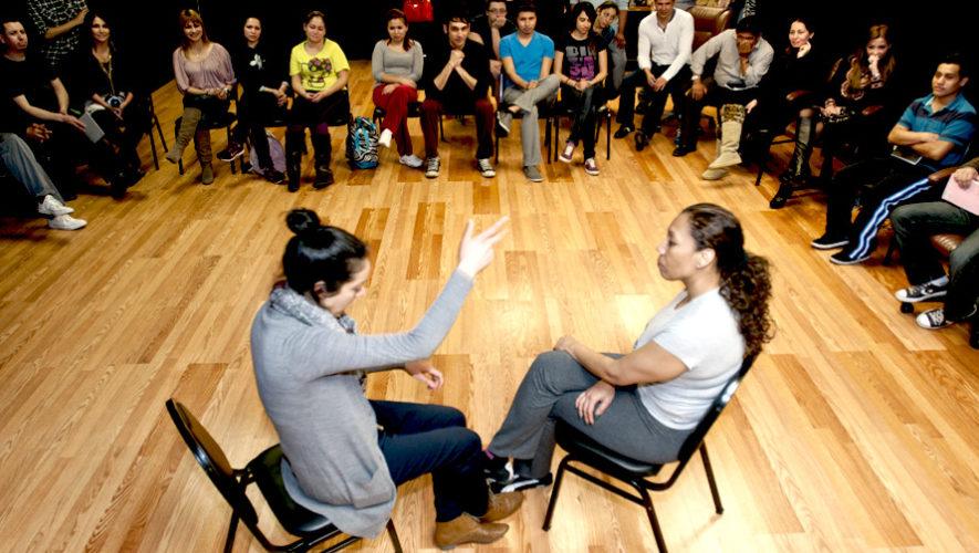 Taller de teatro e improvisación en Ciudad de Guatemala | Julio 2018