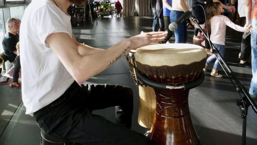Taller gratuito de percusión y música árabe   Julio 2018