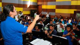 Talleres gratuitos en el Festival Internacional de Coros 2018, Ciudad de Guatemala