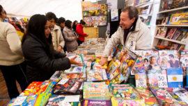 Todos los detalles de la Feria Internacional del Libro, Filgua 2018