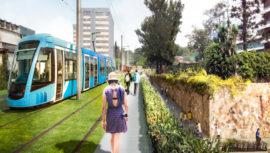 Todos los detalles del primer Metro Riel en la Ciudad de Guatemala