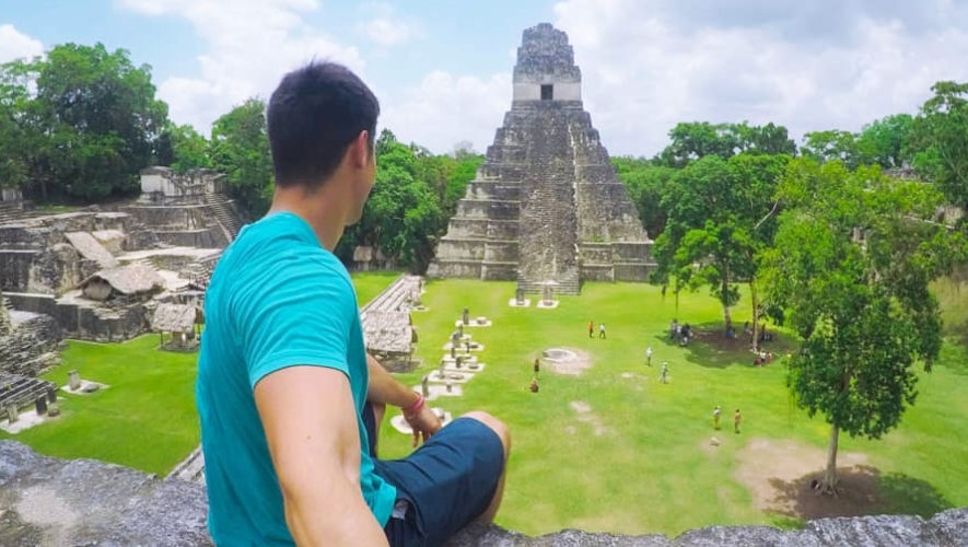 Viaje a Tikal, Isla de Flores y Río Dulce | Agosto 2018