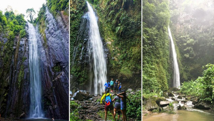 Viaje para conocer 3 cataratas en San Marcos   Julio 2018