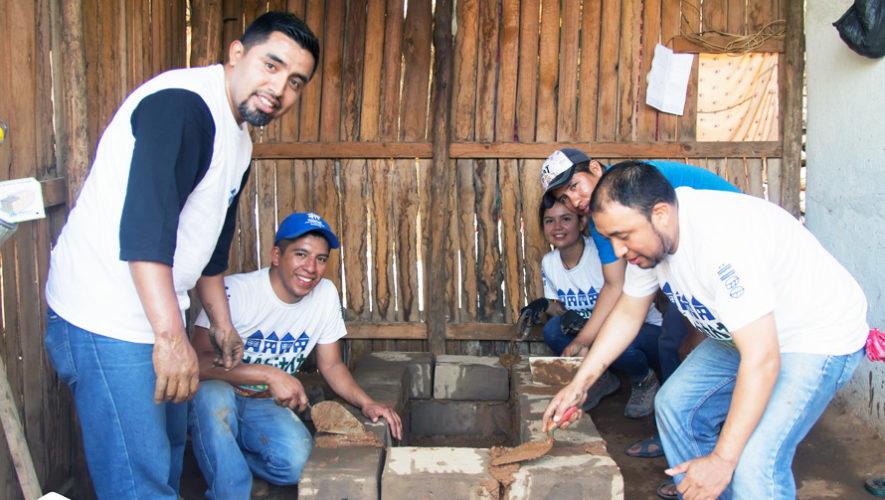 Voluntariado a beneficio de familias de Chimaltenango | Agosto 2018