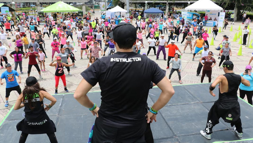 Primer Zumba Fitness Concert en Ciudad Guatemala | Julio 2018