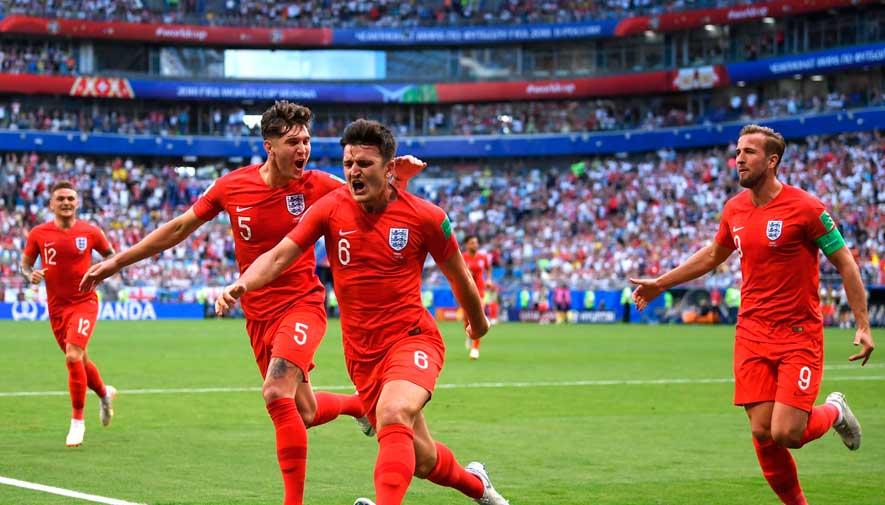 Fecha y hora en Guatemala: semifinales Inglaterra vs. Croacia, Copa Mundial de la FIFA™