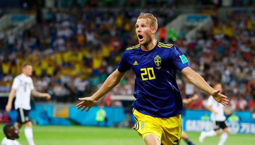 Fecha y hora en Guatemala: Octavos de final Suecia vs. Suiza, Copa Mundial de la FIFA™