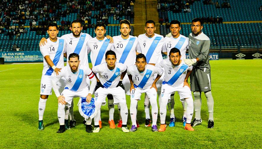 Guatemala vs. Cuba