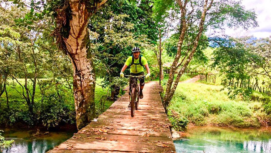 9a. Travesía en bicicleta Cobán-Hun Nal Ye | Septiembre 2018