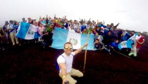 Ascenso al Volcán de Pacaya por el Día de la Independencia | Septiembre 2018