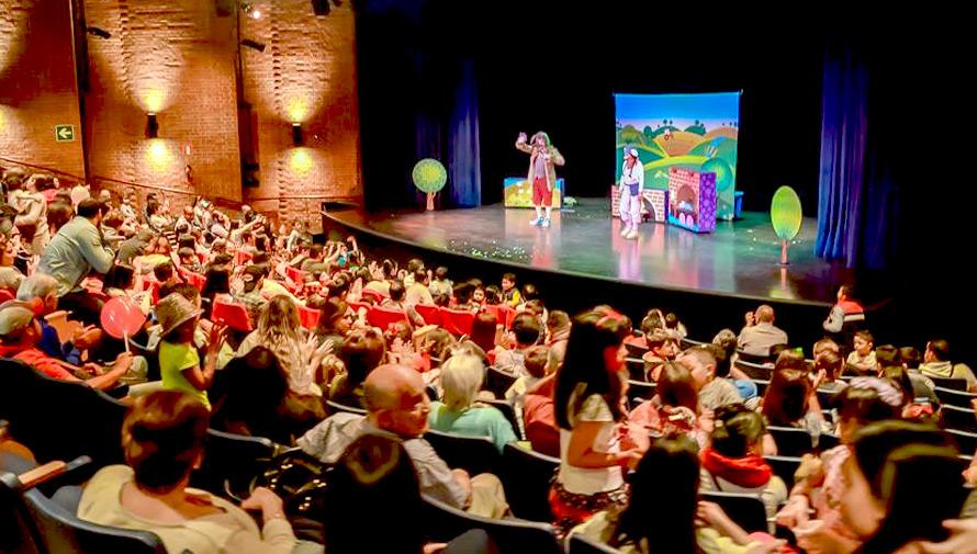 Atrapados, obra de teatro gratuita para niños