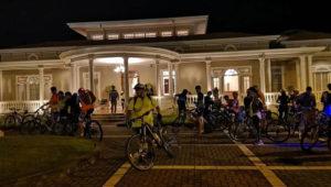Bicitour nocturno en Quetzaltenango | Agosto 2018