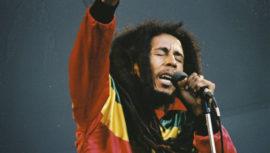 Fiesta con música de Bob Marley en zona 15 | Agosto 2018
