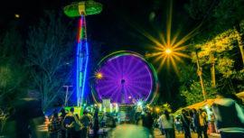 Caminata fotográfica nocturna por la Feria de Jocotenango | Agosto 2018