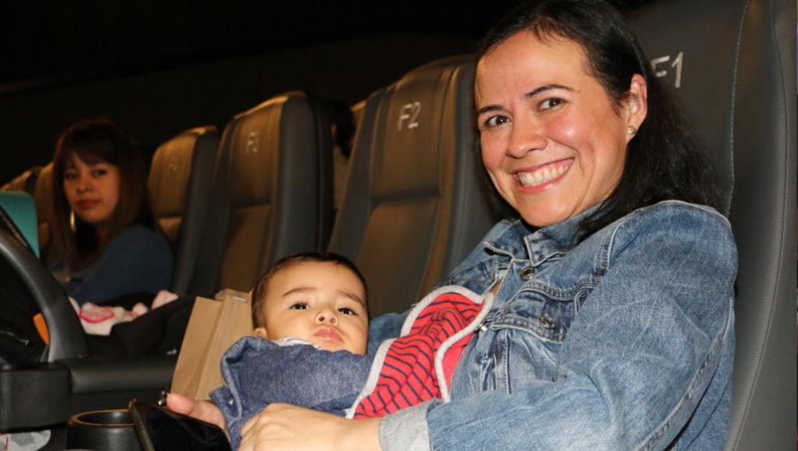 Proyección gratuita de cine para padres e hijos | Noviembre 2018
