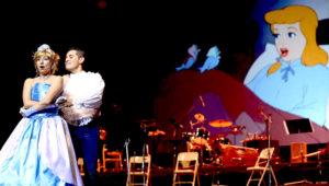 Concierto gratuito del Coro Nacional con personajes de Disney | Agosto 2018