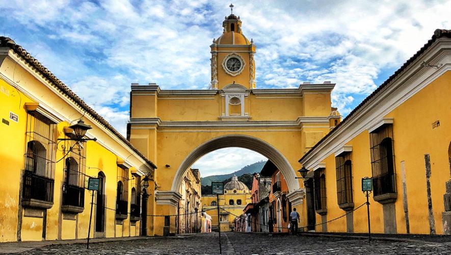 Conferencia acerca del Arco de Santa Catalina en Antigua | Agosto 2018